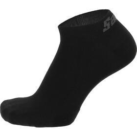 Santini Cubo Cycling Short Socks, black